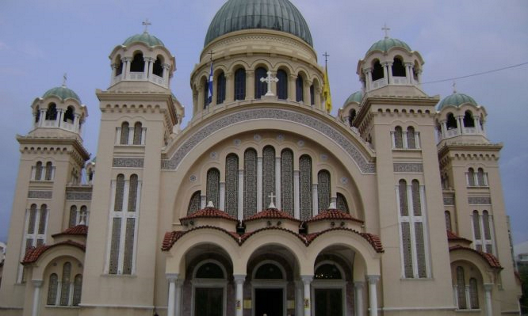 Ό,τι πρέπει να ξέρεις για το ναό του Αγίου Ανδρέα στην Πάτρα