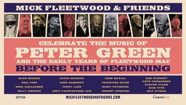 Διαθέσιμη το 2021 η συναυλία – φόρος τιμής στον Peter Green