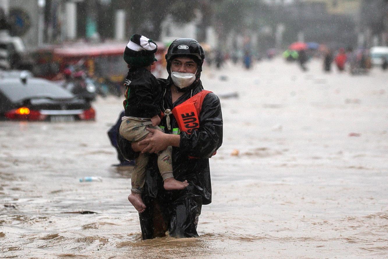 τυφώνας Βάμκο Μανίλα