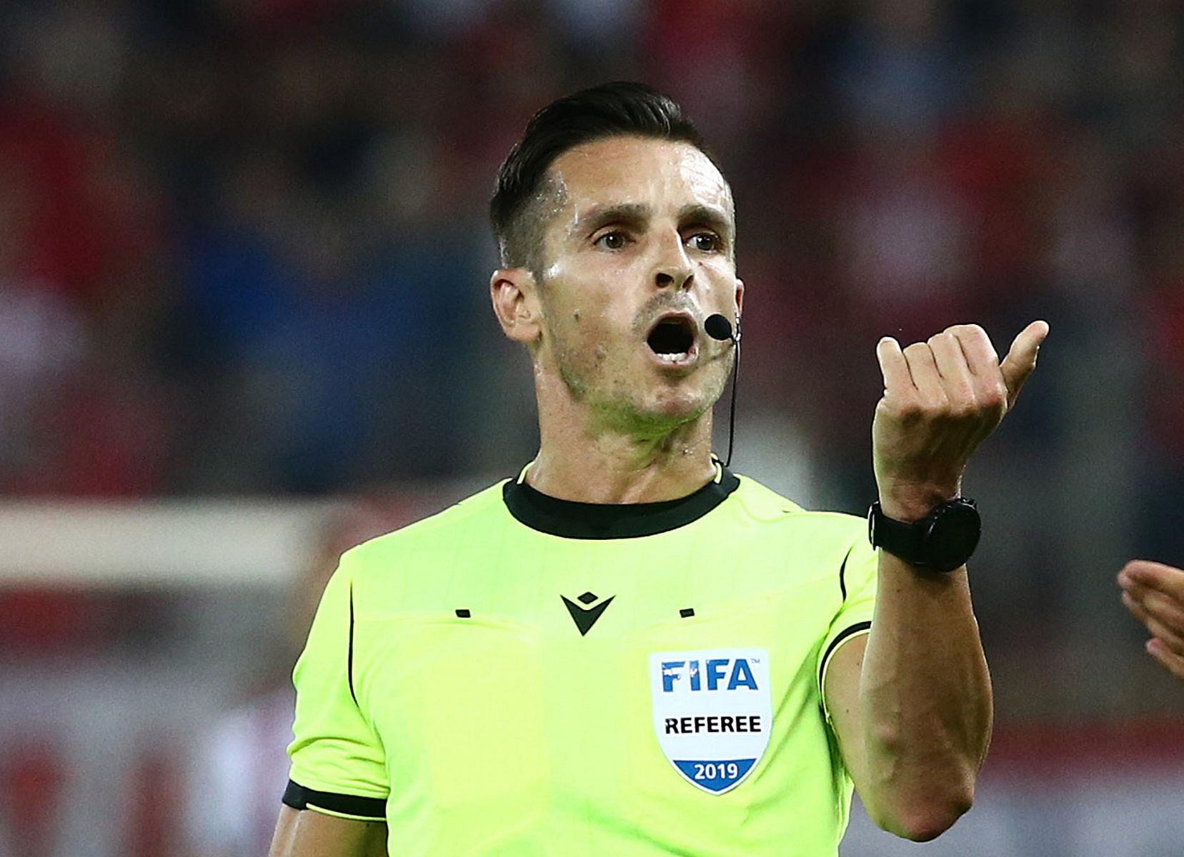 """Εθνική Ελλάδας: Ισπανική """"σφυρίχτρα"""" κατηγορίας ελίτ στο ματς με τη Σλοβενία"""