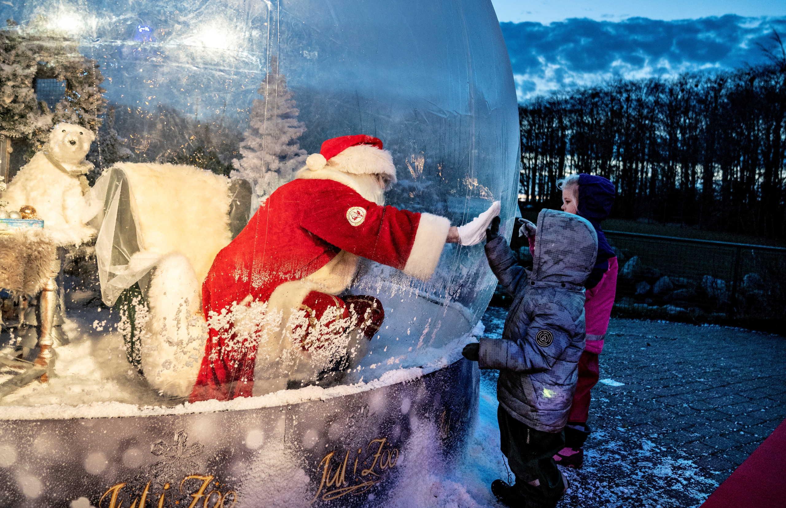 Γερμανία: Προειδοποιήσεις για επιδείνωση της πανδημίας λόγω Χριστουγέννων
