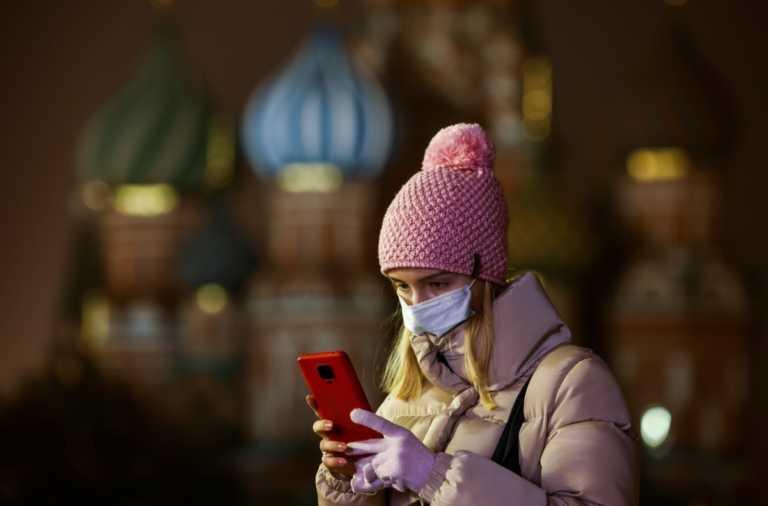 Κορονοϊός: Τεταμένη η κατάσταση στη Ρωσία – Παραμένει μεγάλος ο αριθμός των κρουσμάτων