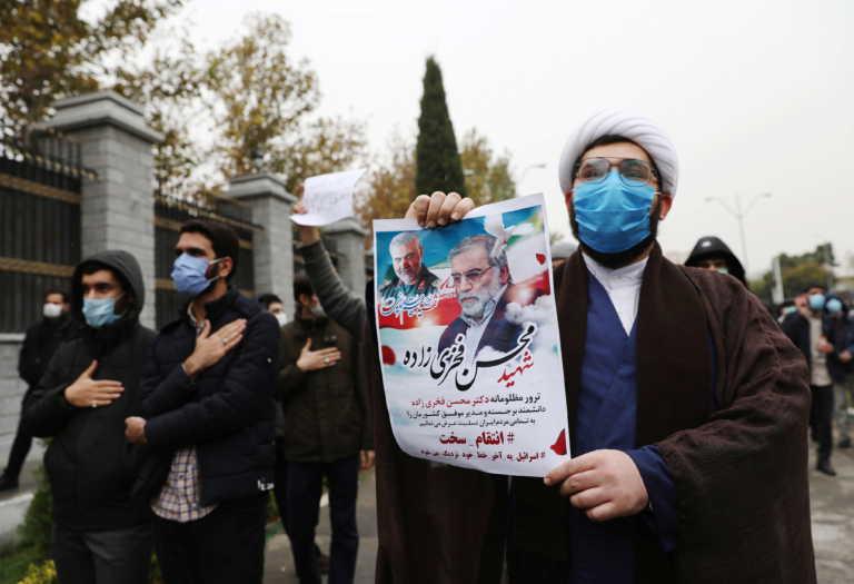 """""""Το αμερικανικό αεροπλανοφόρο στον Κόλπο δεν έχει σχέση με τη δολοφονία του Ιρανού επιστήμονα"""""""