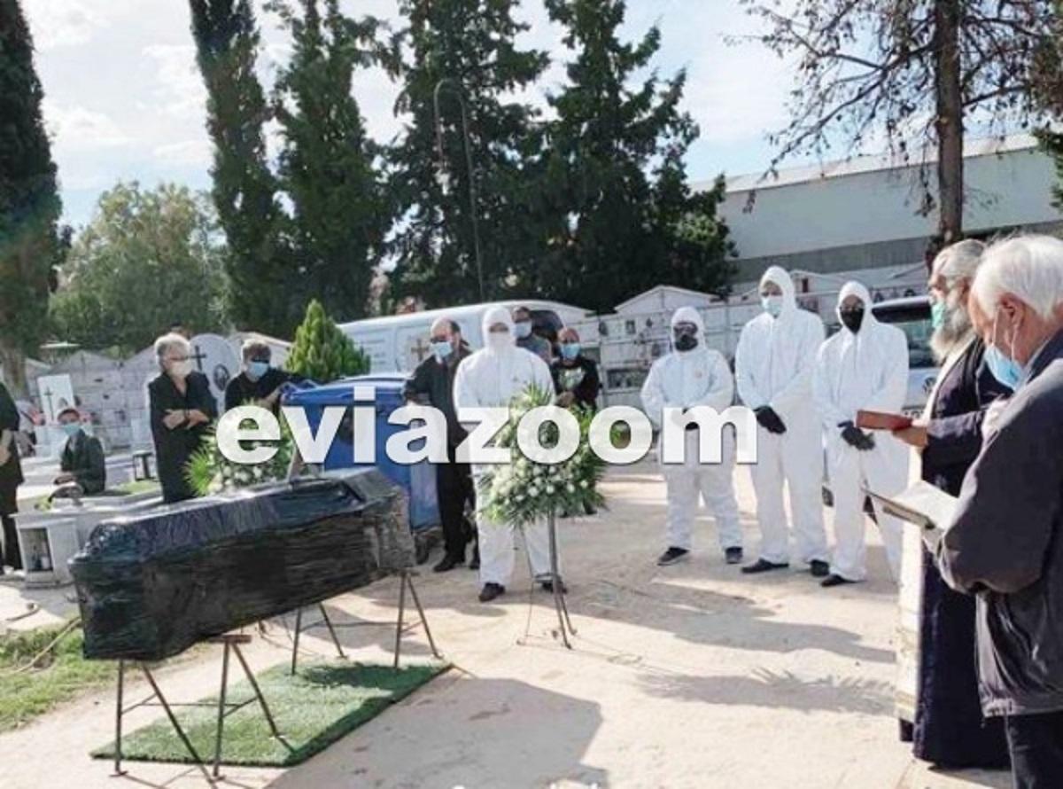 κηδεία κορονοϊός