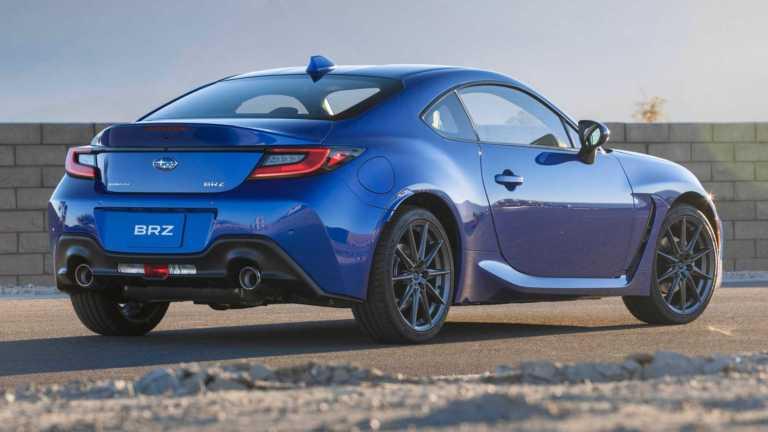 Γιατί το νέο Subaru BRZ δεν έχει turbo;