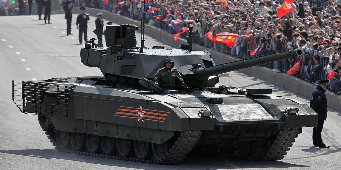 «Εξωφρενική» δήλωση των Ρώσων : Το άρμα μάχης T-14 Armata μπορεί να επιχειρήσει στον… Άρη ! [pics]