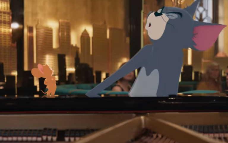 Νέα ταινία με τους Τομ και Τζέρι!  (video)