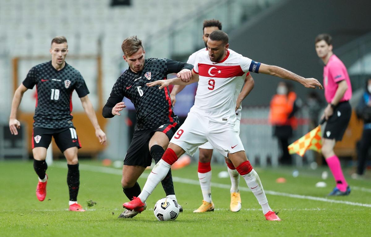 Ματσάρα με έξι γκολ το Τουρκία – Κροατία (video)