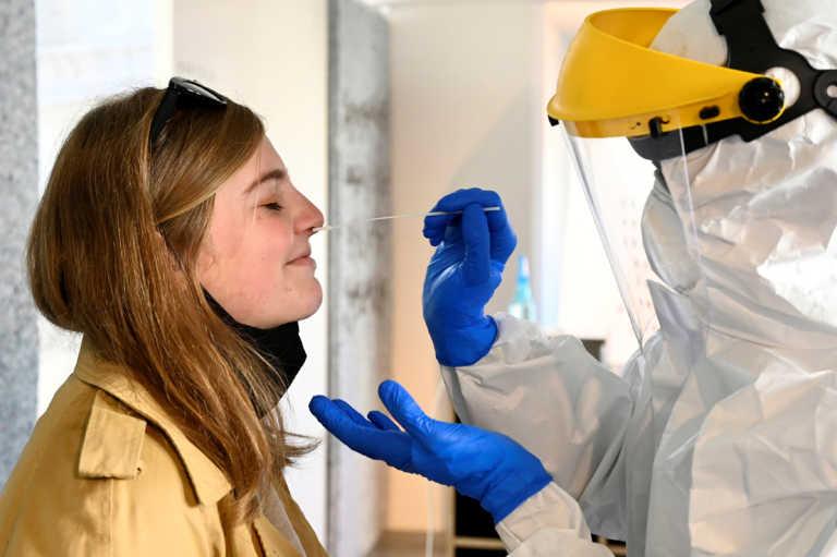 Κορονοϊός – Έρευνα: Πότε το μοριακό τεστ μπορεί να βγει ψευδώς αρνητικό