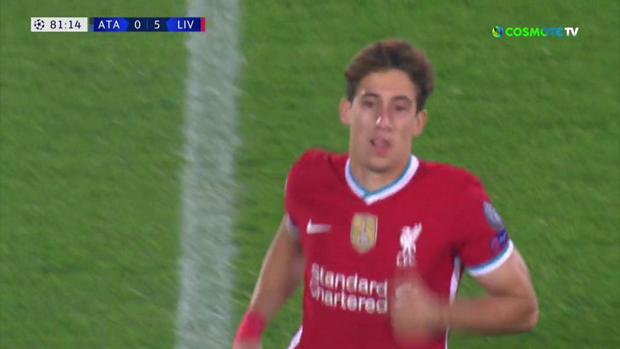 Τσιμίκας: Ντεμπούτο με Λίβερπουλ στο Champions League! Στέρησε γκολ από την Αταλάντα (videos)