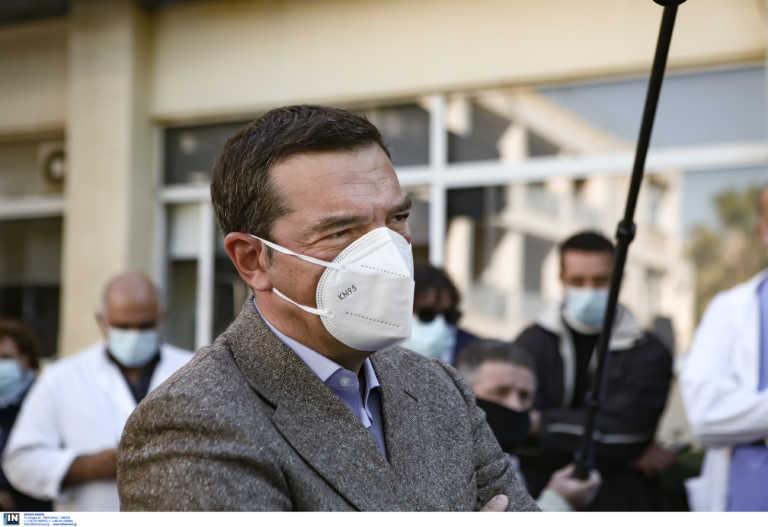 Τσίπρας σε γιατρούς:Καμία δικαιολογία να μην ενισχυθεί το ΕΣΥ, μονάχα ιδεοληψία