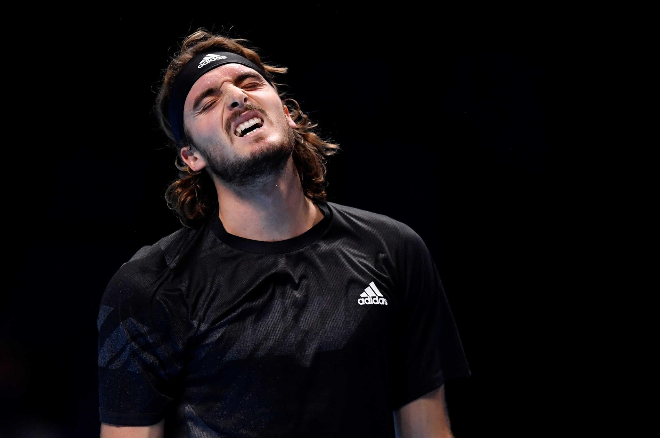 """Τσιτσιπάς – Ναδάλ: Εκτός ημιτελικών του ATP Finals ο Στέφανος μετά από μεγάλη """"μάχη"""" (video)"""