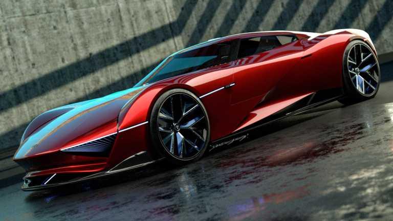 Ένα σπορ ηλεκτρικό Toyota για το μέλλον