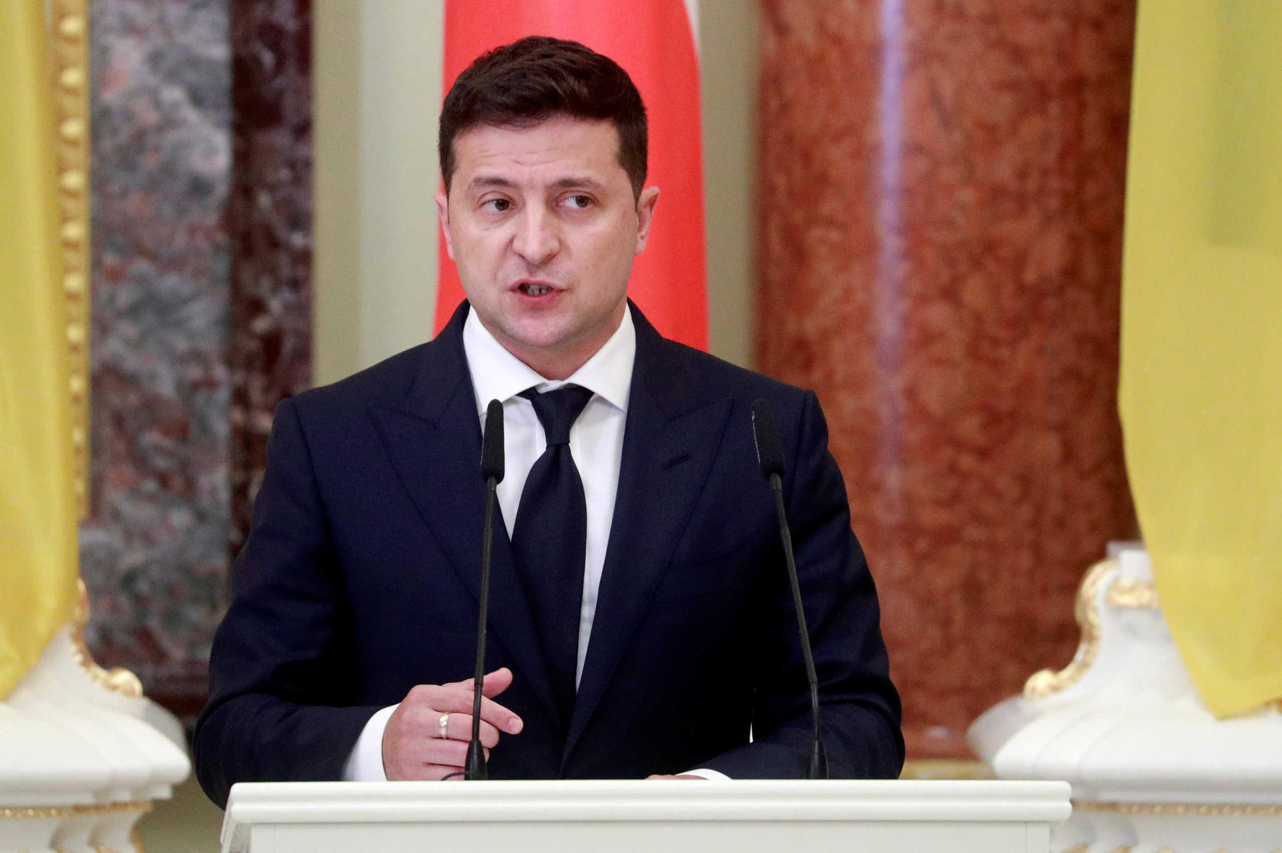Πρόεδρος Ουκρανίας