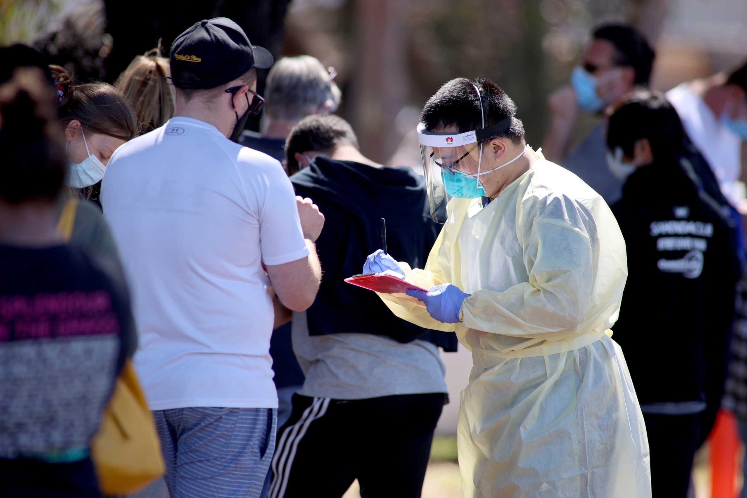 Αυστραλία: Πολύ μεταδοτικό στέλεχος του κορονοϊού βάζει την Αδελαΐδα σε σκληρό lockdown