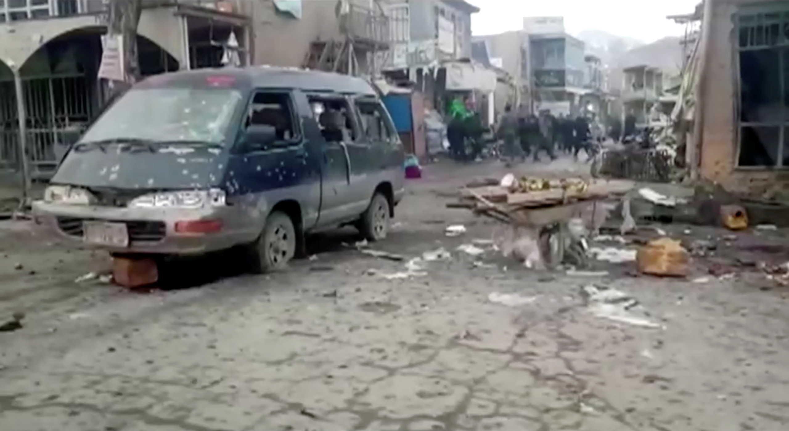 Λουτρό αίματος στη Συρία – Πέντε νεκροί από έκρηξη παγιδευμένου αυτοκινήτου