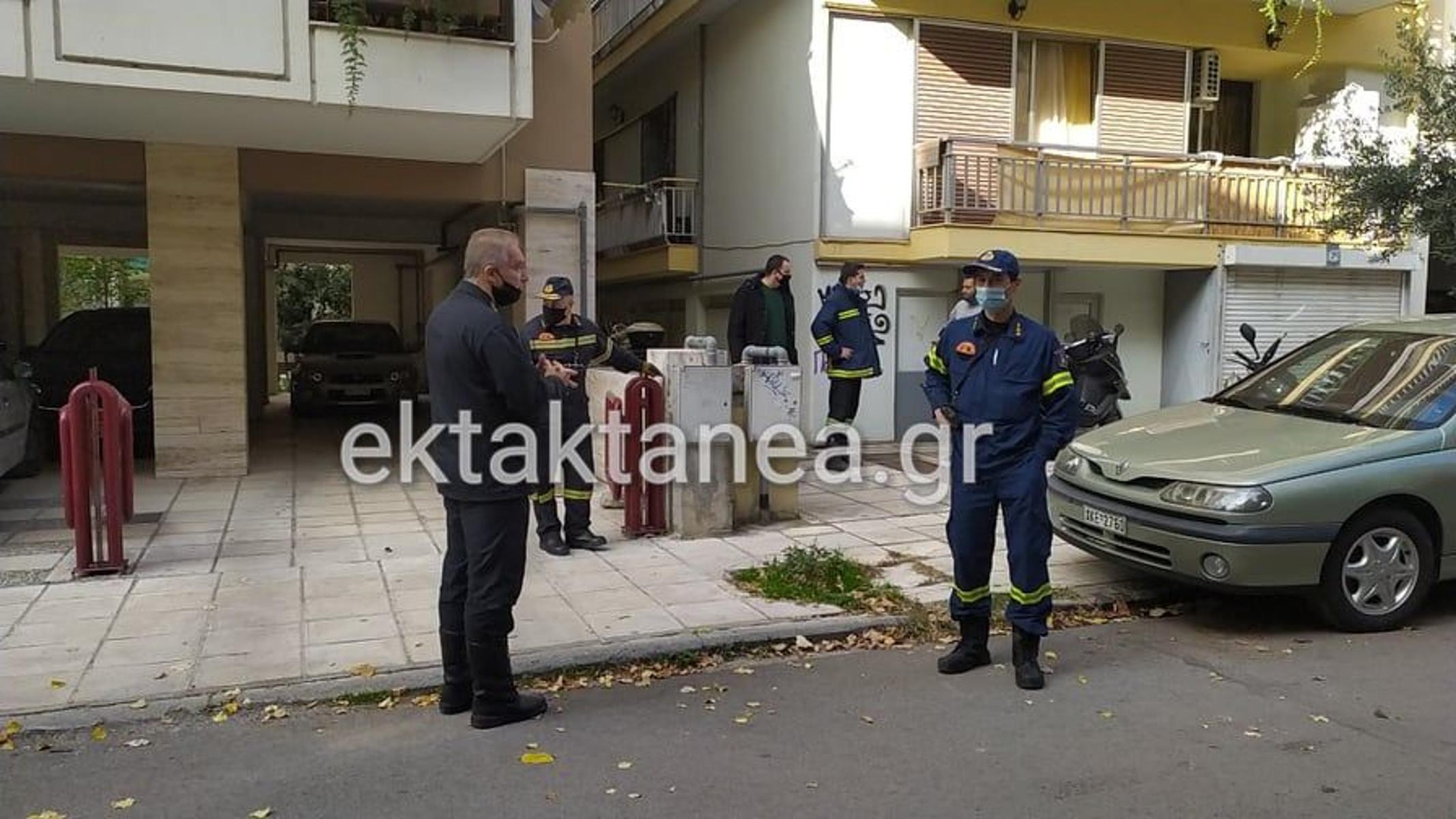 Θεσσαλονίκη: Φρικτό εργατικό ατύχημα στην Καλαμαριά