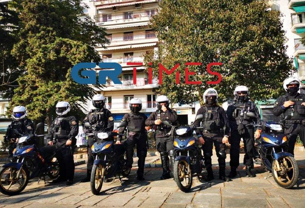Θεσσαλονίκη: Φρούριο το ΑΠΘ ενόψει 17 Νοέμβρη