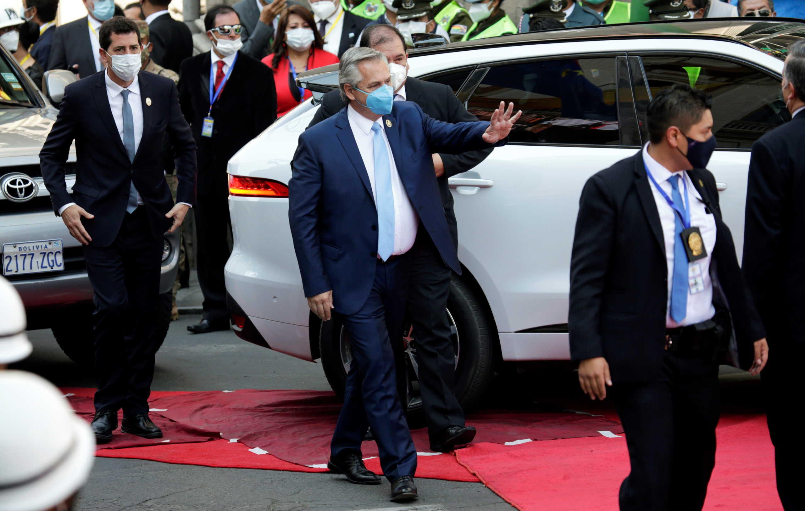 Σε καραντίνα ο πρόεδρος της Αργεντινής!
