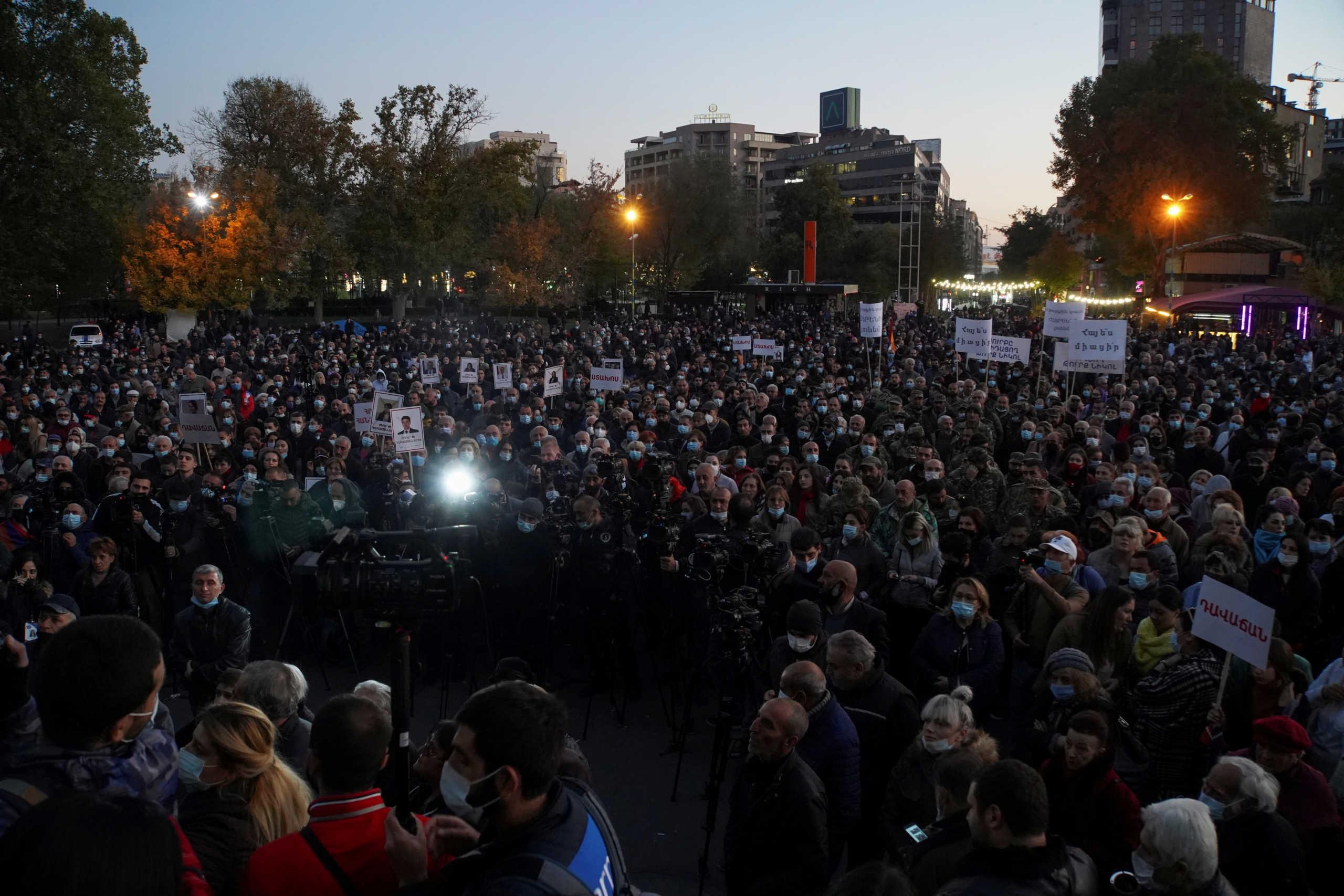 """Αρμενία: """"Αποτράπηκε απόπειρα δολοφονίας του πρωθυπουργού""""!"""