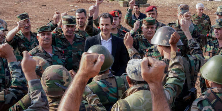 DW: Θα σύρει η Γερμανία τον Άσαντ στα δικαστήρια;