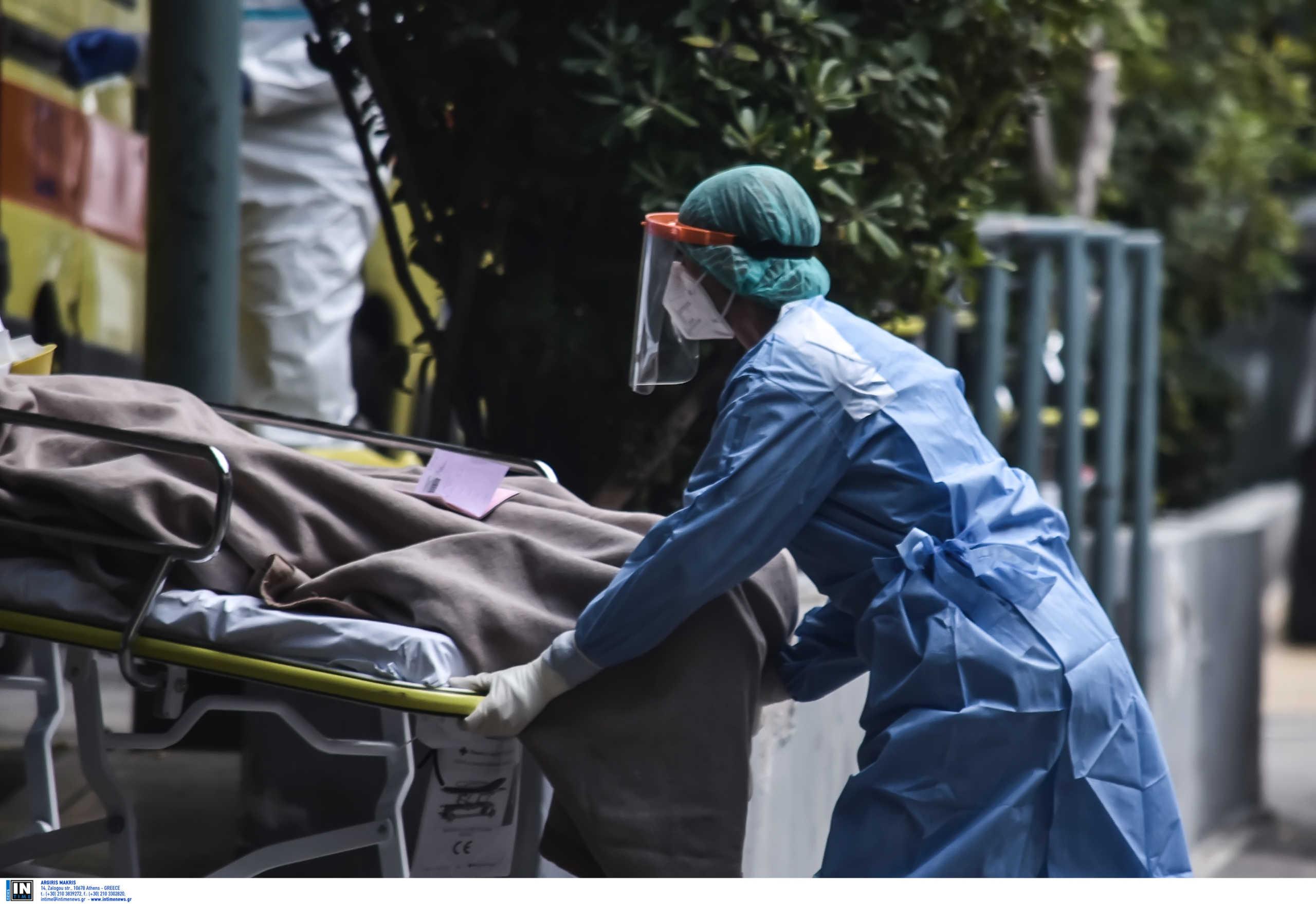 δυο κλινικές επιτάσσονται στην Θεσσαλονίκη για 15 ημέρες