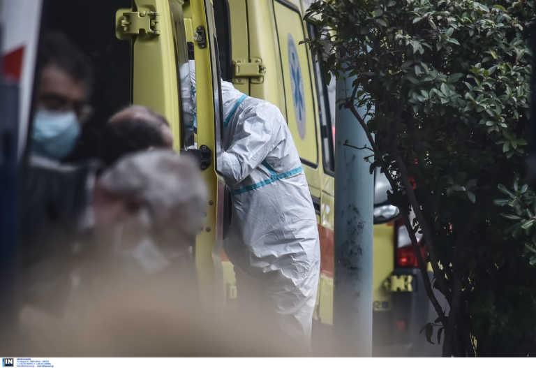 Τρίκαλα – κορονοϊός: Πέθανε 32χρονος λίγο προτού μεταφερθεί στη ΜΕΘ