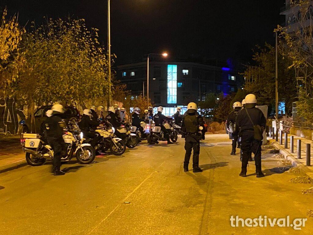 Θεσσαλονίκη: Ένταση στις Φοιτητικές Εστίες του ΑΠΘ (video)