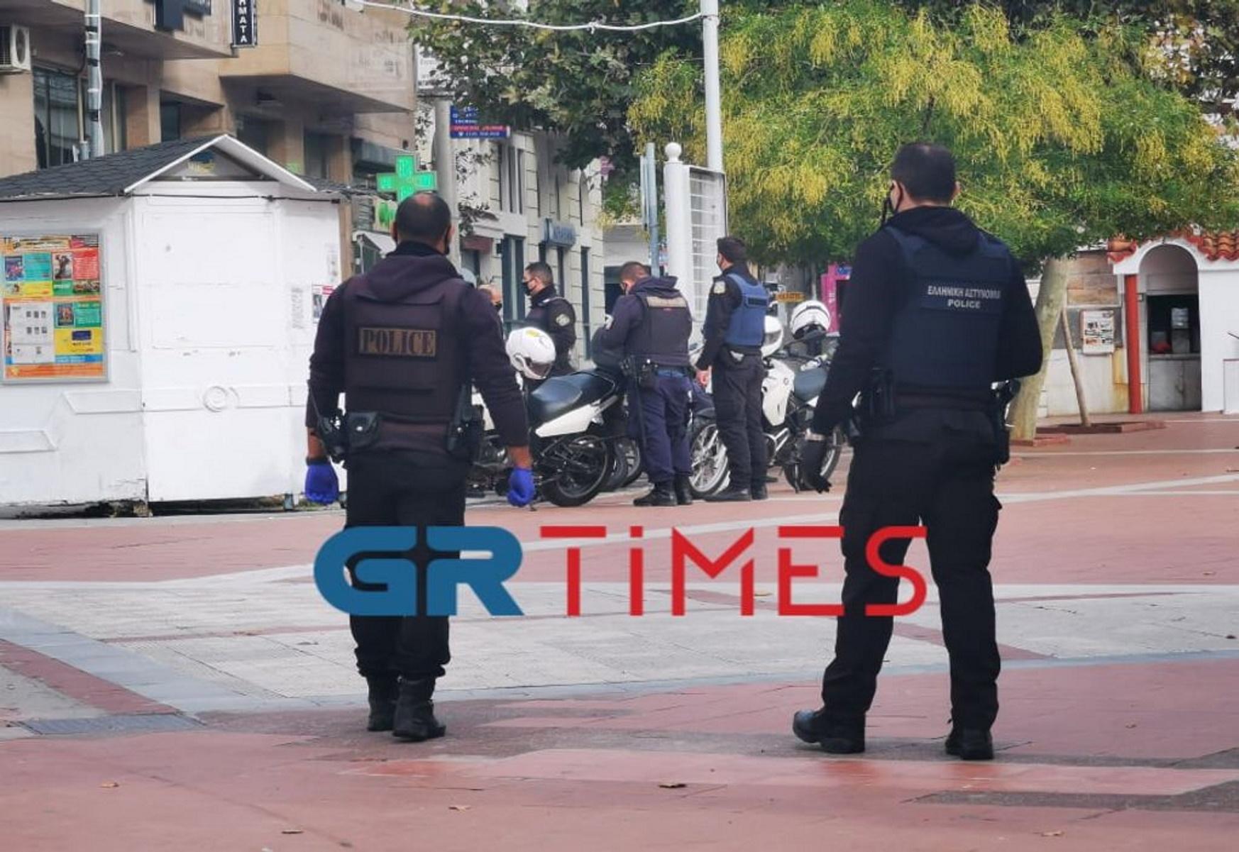 Θεσσαλονίκη – Πρόστιμο 900 ευρώ σε κορίτσι για παραβίαση των μέτρων: Τι απαντά η αστυνομία