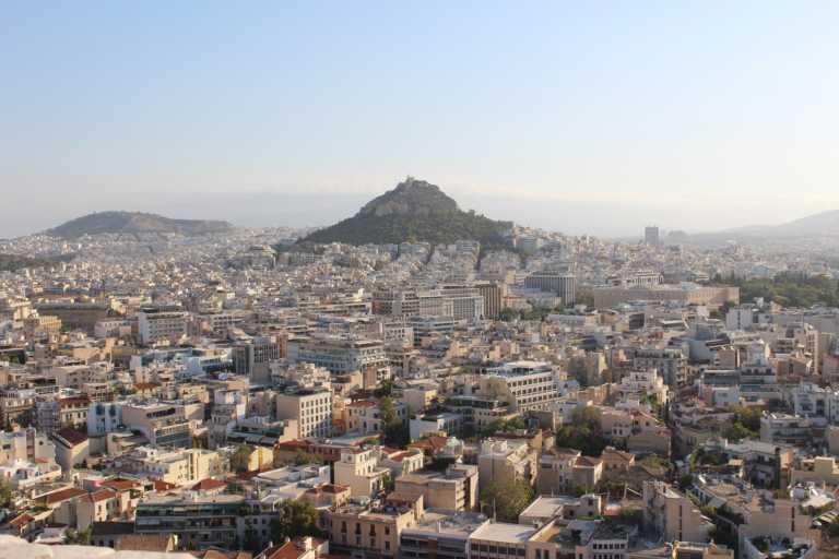 Αστεροσκοπείο Αθηνών: Μείωση 50% της ατμοσφαιρικής ρύπανσης στην πρωτεύουσα κατά το πρώτο lockdown