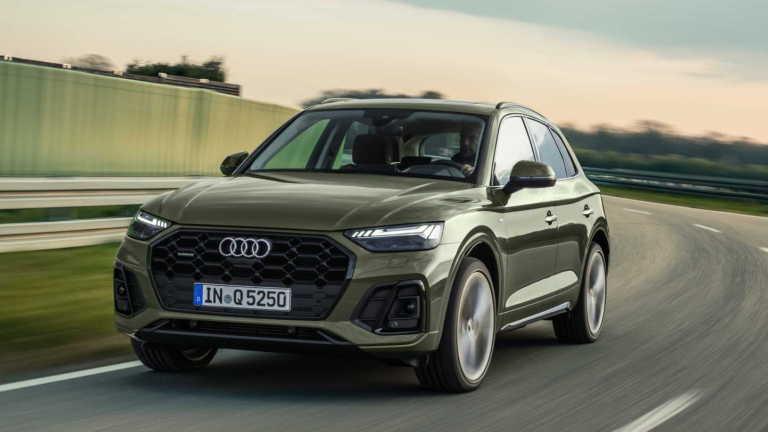 Από το 2022, το Audi Q5 γίνεται ηλεκτρικό!