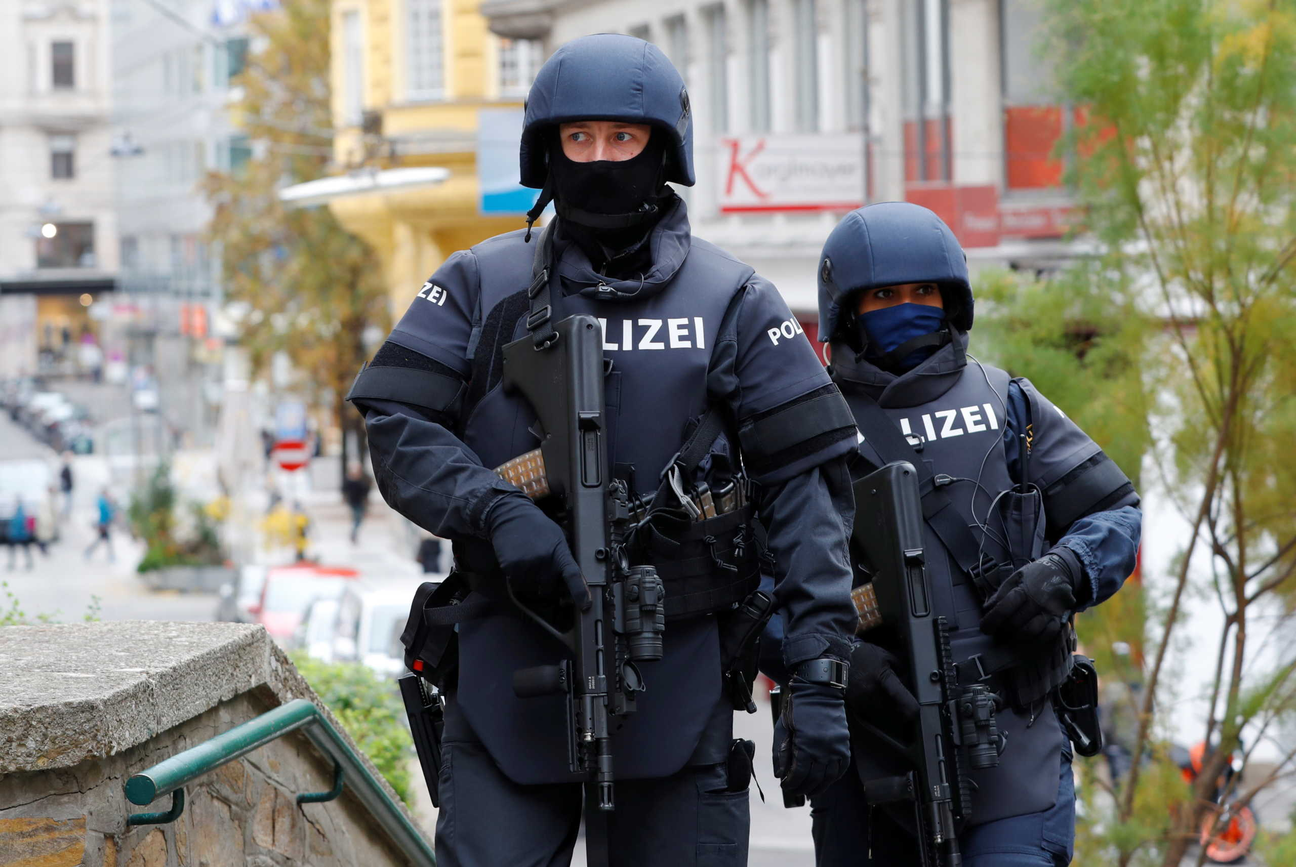 αστυνομία Αυστρία