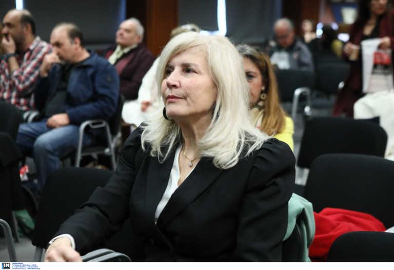 Στον εισαγγελέα η πρώην βουλευτής του ΣΥΡΙΖΑ Ελένη Αυλωνίτου