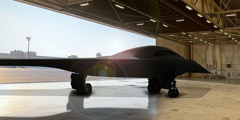 """Οι Αμερικανοί αποκάλυψαν το αεροσκάφος που θα """"επισκιάσει"""" τα stealth μαχητικά F-22 και F-35!"""