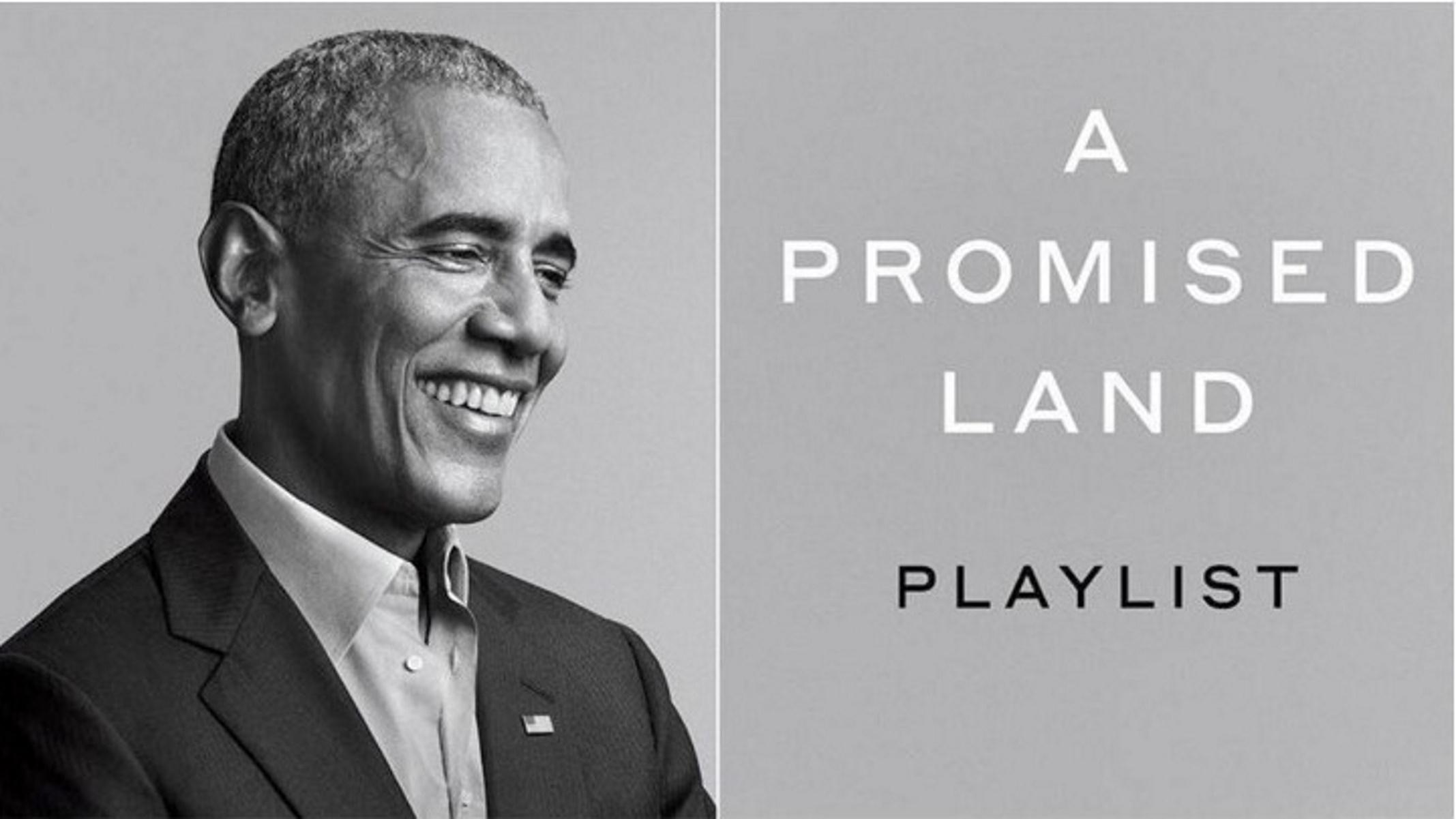 Μπαράκ Ομπάμα – Spotify: Σινάτρα, Fleetwood Mac αλλά και… Eminem