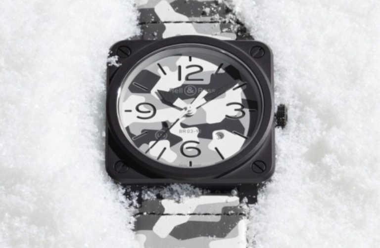 Ένα ρολόι φτιαγμένο για τις ειδικές δυνάμεις και… τις χιονισμένες πλαγιές