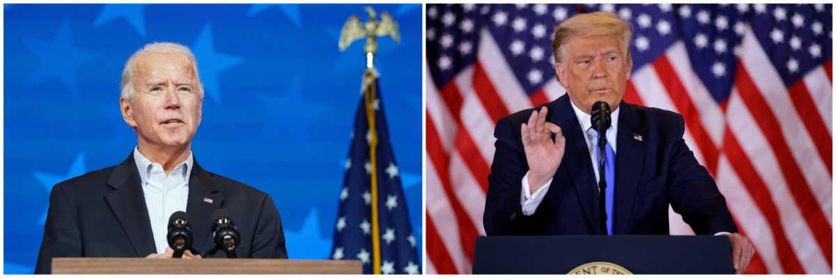Εκλογές ΗΠΑ 2020: Ανακάμπτει ο Μπάιντεν - Θρίλερ σε Πενσιλβάνια και Τζόρτζια