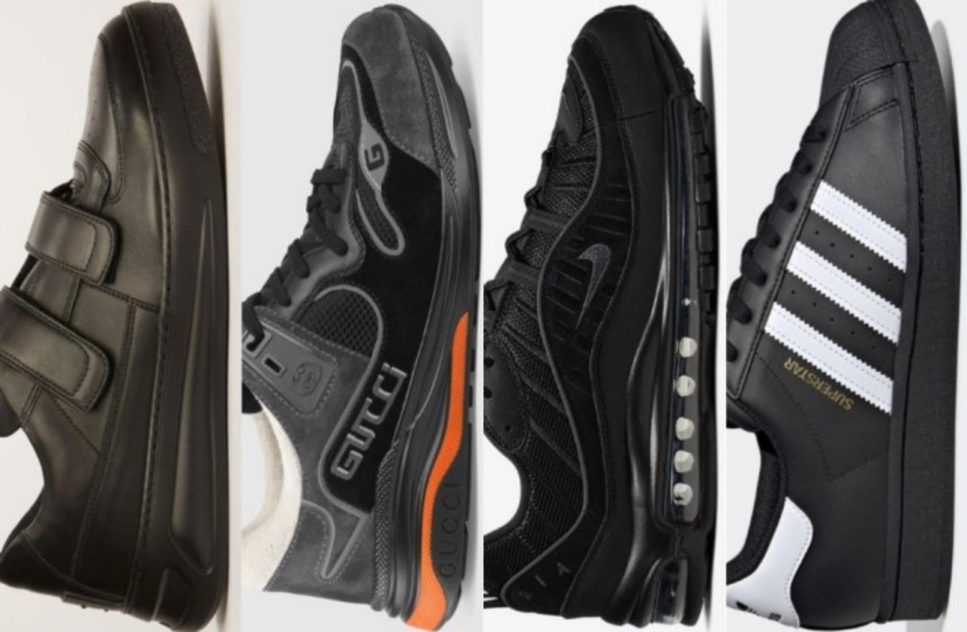 9 μαύρα sneakers που αξίζει να επενδύσεις αυτή την σεζόν
