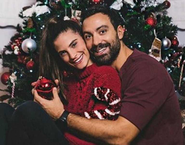 Σάκης Τανιμανίδης – Χριστίνα Μπόμπα: Υπερπαραγωγή ο στολισμός στο σπίτι τους για τα Χριστούγεννα!