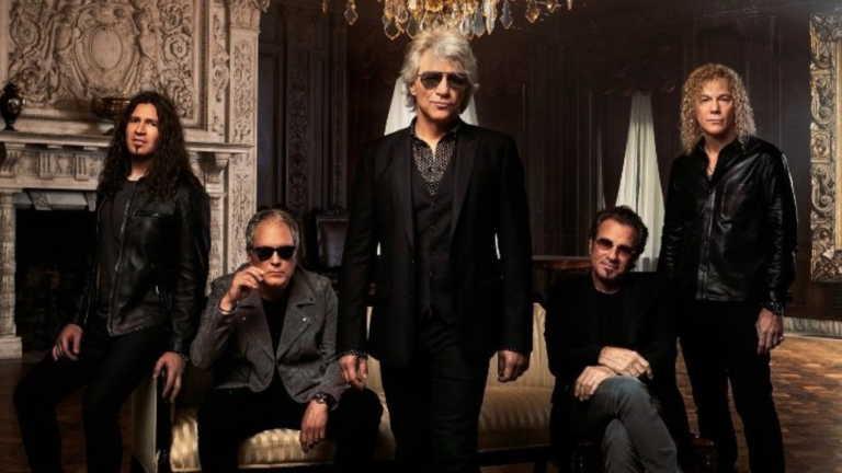 Οι Bon Jovi παρουσιάζουν το νέο τους άλμπουμ μέσω Facebook