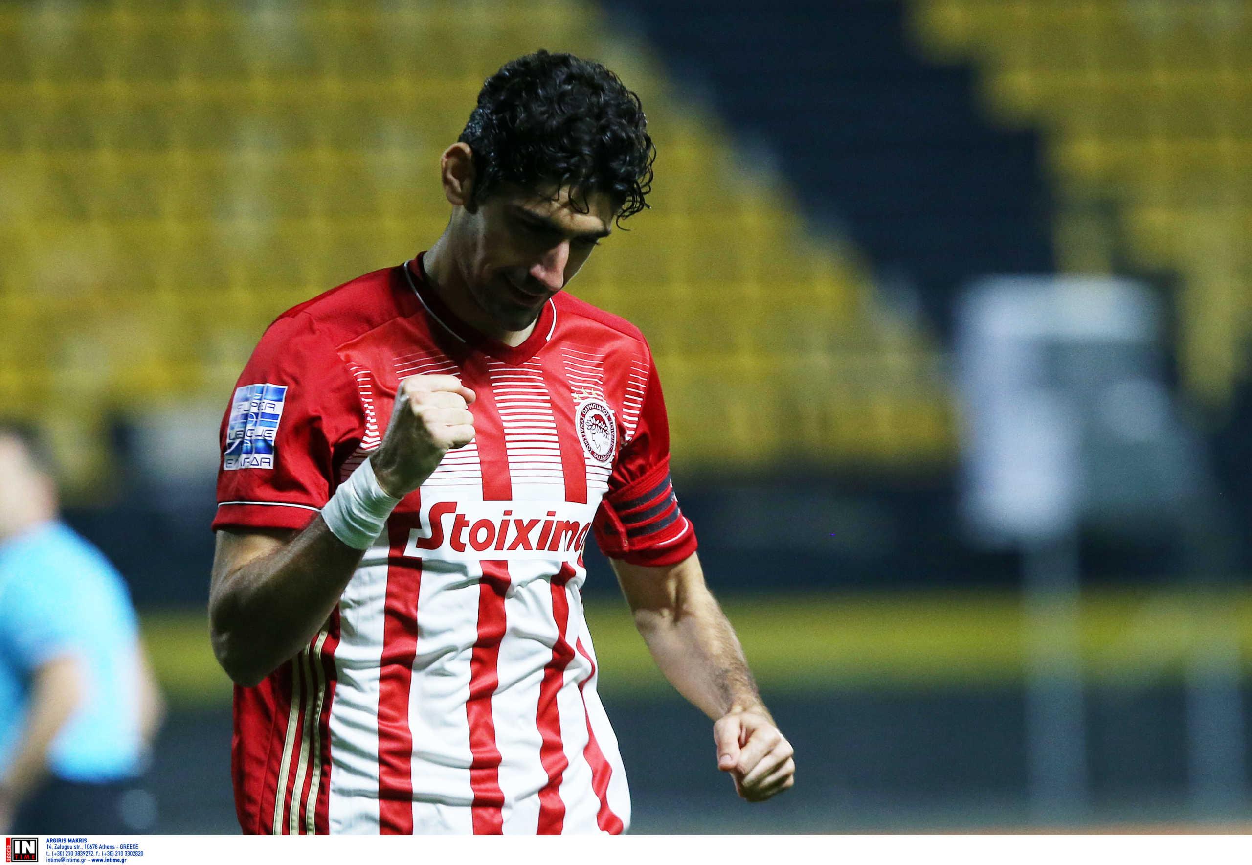 Μπουχαλάκης για το γκολ της πρόκρισης: «Ήμουν απογοητευμένος όταν μου ήρθε η έμπνευση»