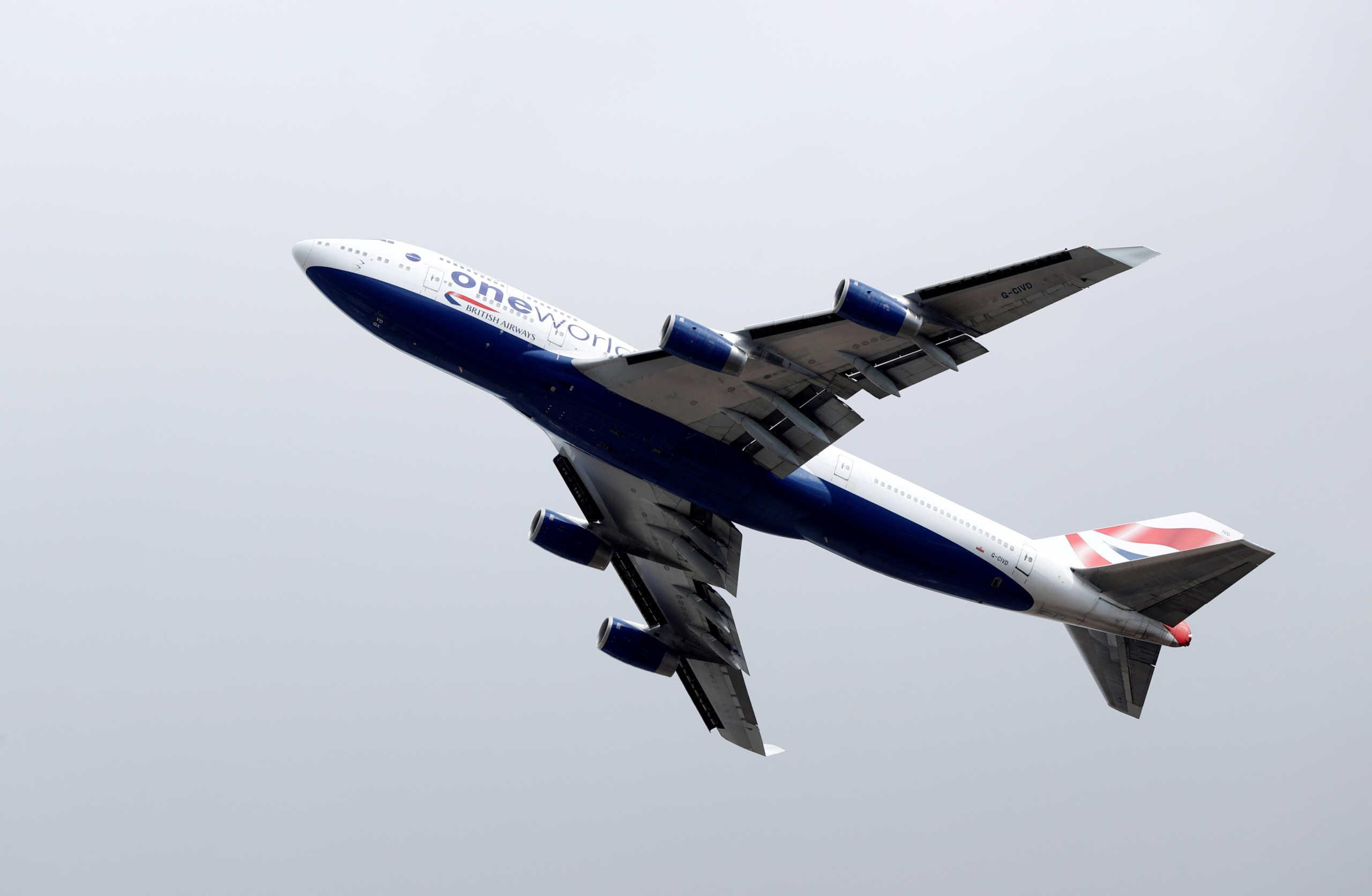 Μετάλλαξη κορονοϊού: Συνεχίζεται το παγκόσμιο «μπλόκο» στις πτήσεις από Βρετανία