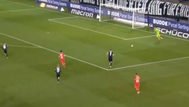Bundesliga: Απίστευτο αυτογκόλ από τον τερματοφύλακα της Λεβερκούζεν! (video)