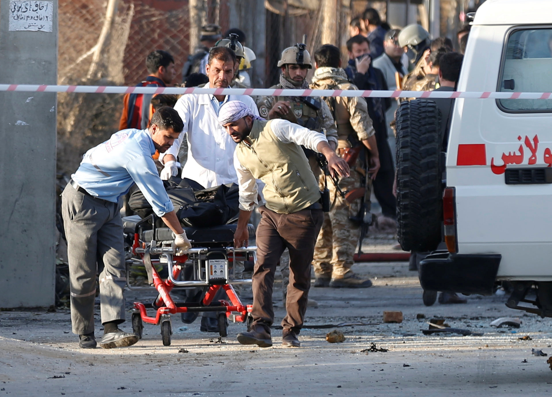 Αφγανιστάν: Πέμπτη δολοφονία δημοσιογράφου μέσα σε δυο μήνες