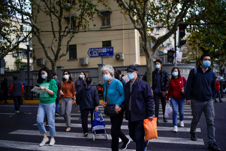 Κορονοϊός: 16 νέα κρούσματα στην Κίνα