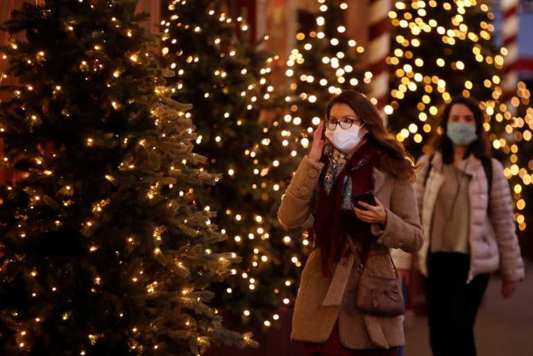 Κορονοϊός: Διαφωνεί η καγκελαρία για τα νέα μέτρα των Χριστουγέννων