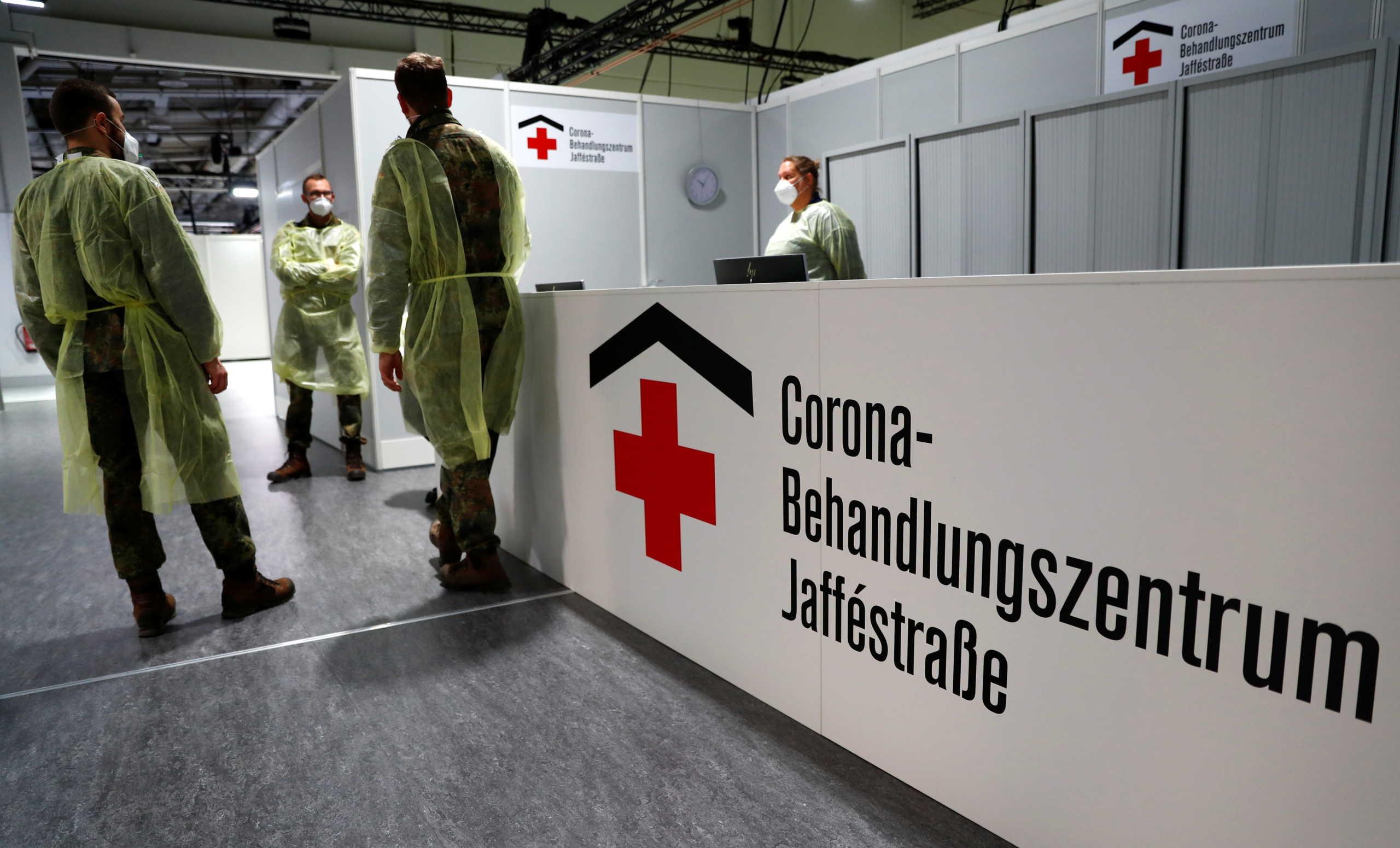 Ο κορονοϊός θερίζει στη Γερμανία: 13.202 κρούσματα και 982 νεκροί σε 24 ώρες