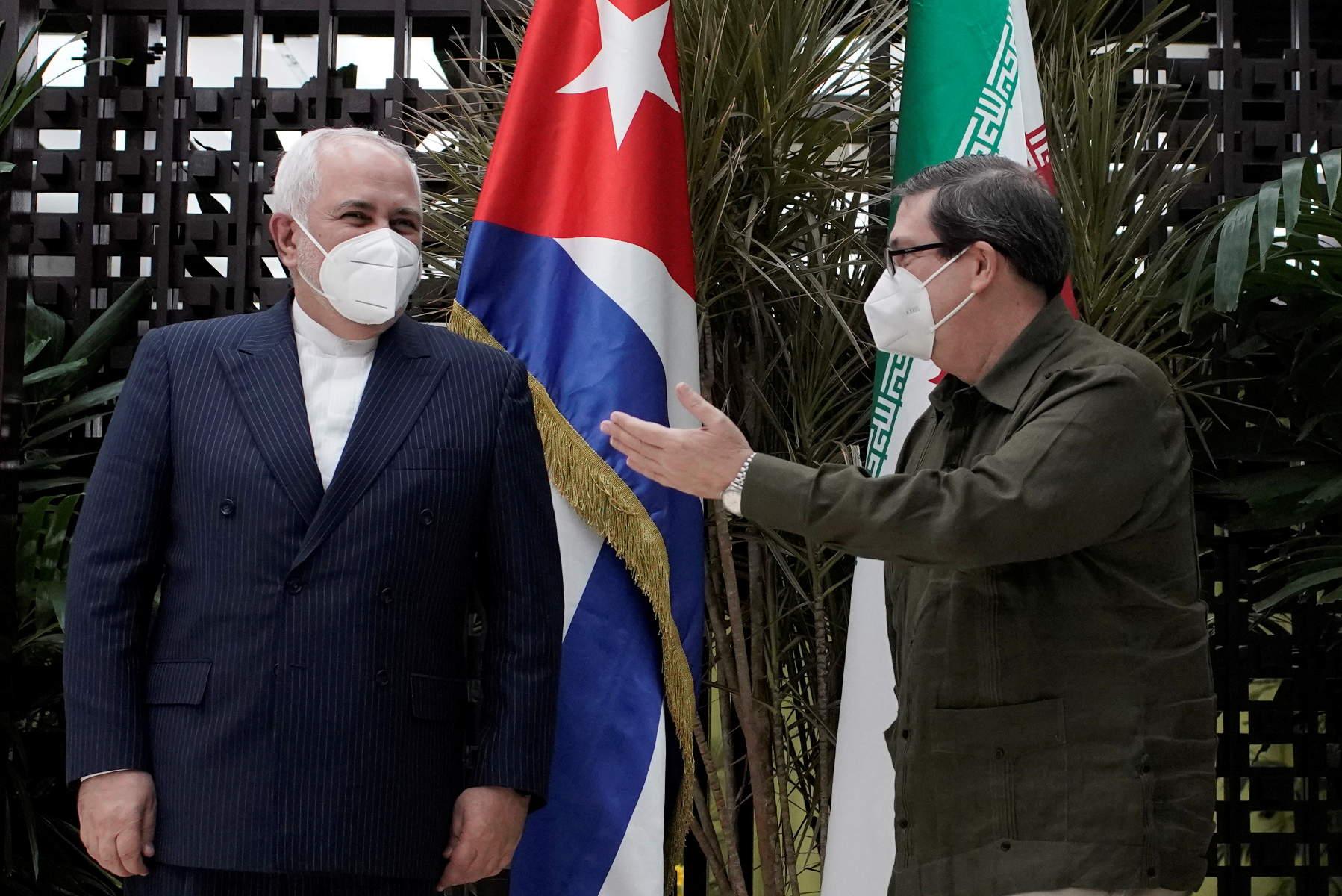 Συμμαχία Κούβας – Ιράν για μέτωπο ενάντια στις κυρώσεις των ΗΠΑ