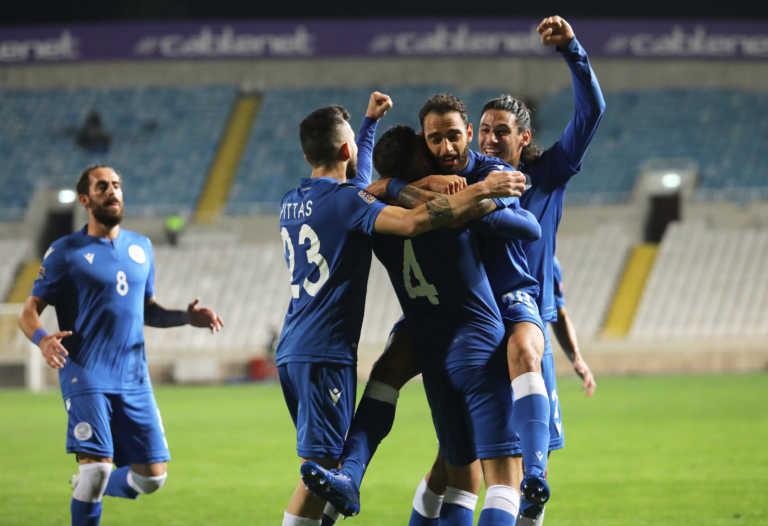 Nations League: Επιτέλους νίκη για την Κύπρο (video)