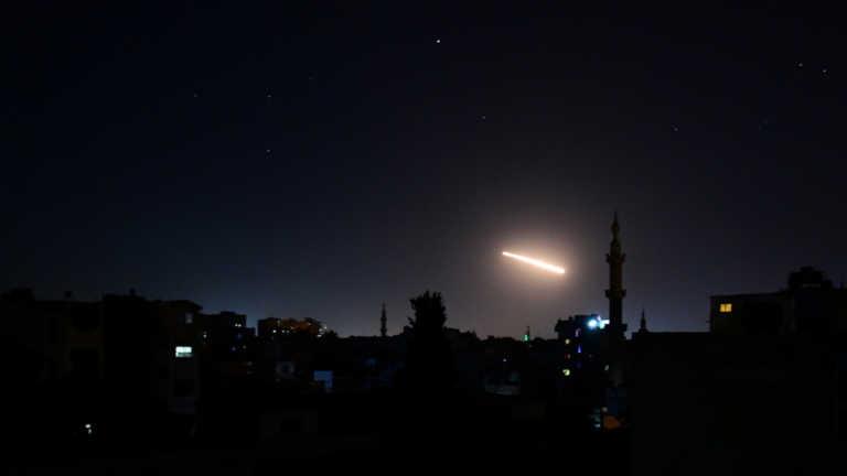 Συρία: Νέοι βομβαρδισμοί από τις Ισραηλινές δυνάμεις